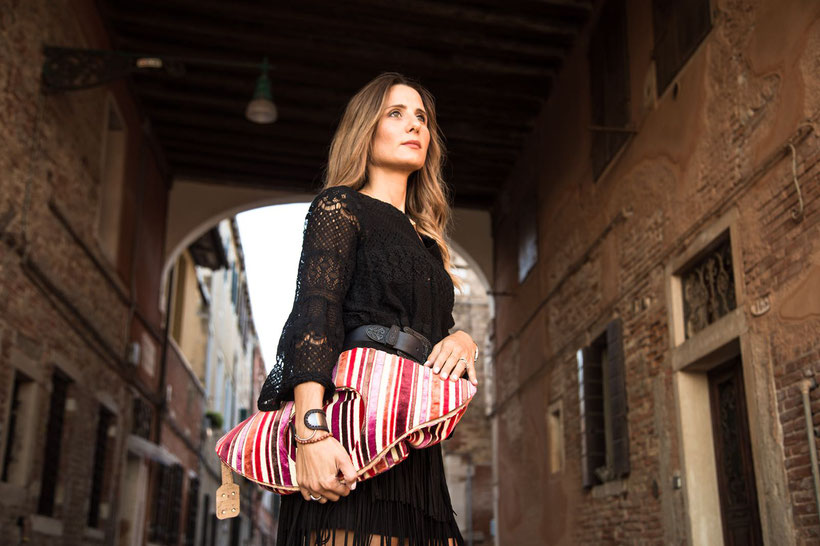 Nomade Venezia Borse e Kimono