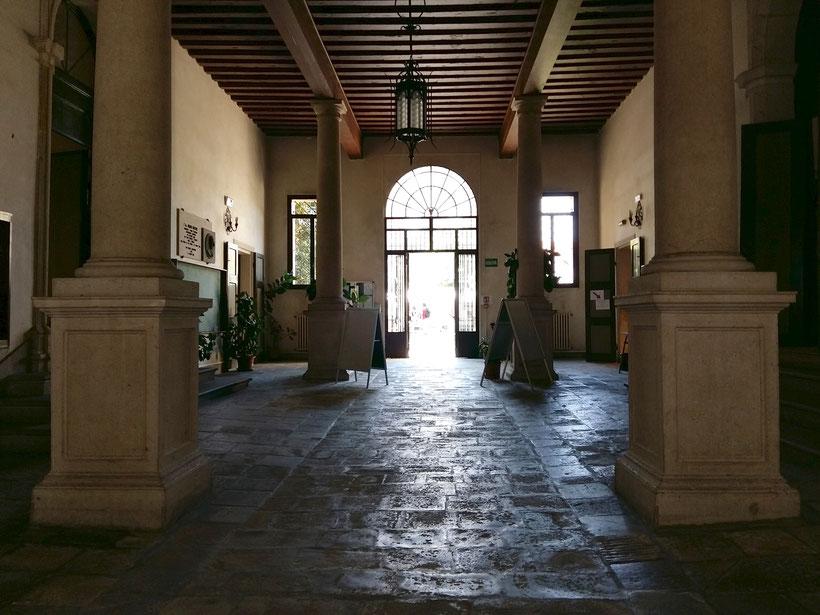 Palazzo Venezze Conservatorio Rovigo