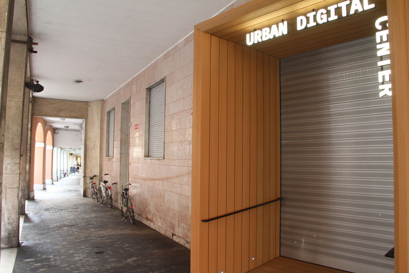 Urban Digital InnovationLab Rovigo