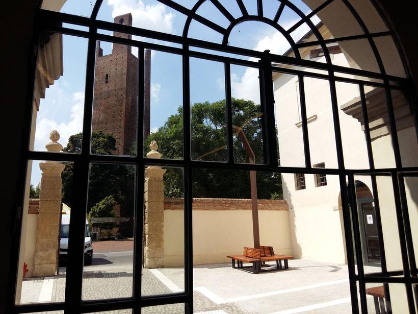 Interni di Palazzo Angeli di Rovigo