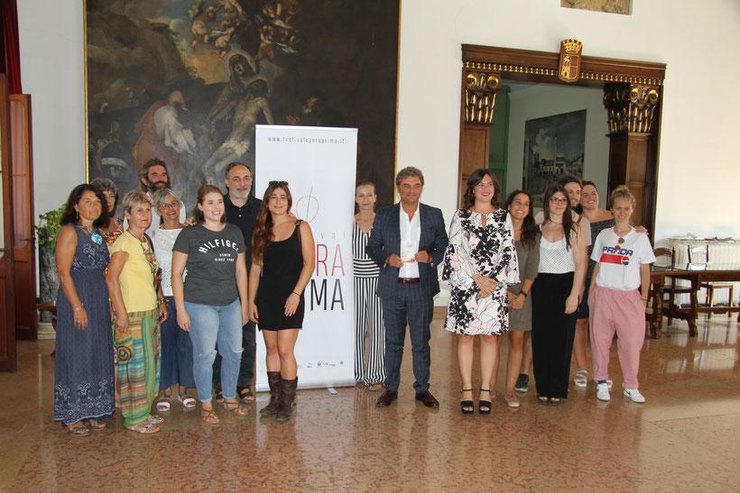 Festival Opera Prima Rovigo, presentazione alla stampa