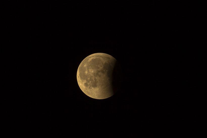 Osservatorio Vanni Bazzan, Eclisse di Luna
