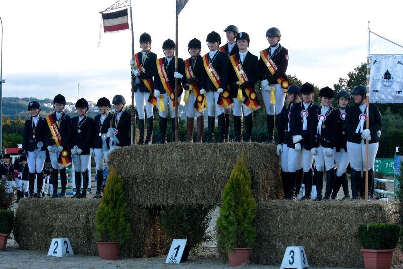 Platz 4. Brunnenhof 1 Platz 3. Brunnenhof 2 Platz 2. Volmarstein 1 und Platz 1. Volmarstein 2 Glückwunsch an ALLE