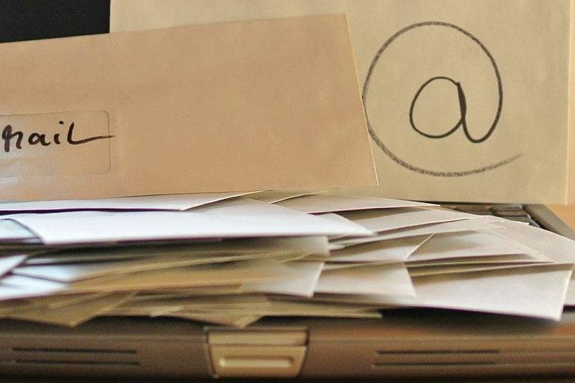 Ordnung im E-Mail-Postfach - 6 Tipps für eine stressfreie E-Mail-Bearbeitung
