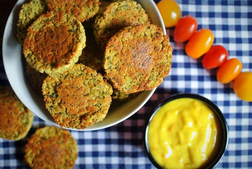 Fingerfood: Falafel aus dem Backofen - ohne Ausbacken