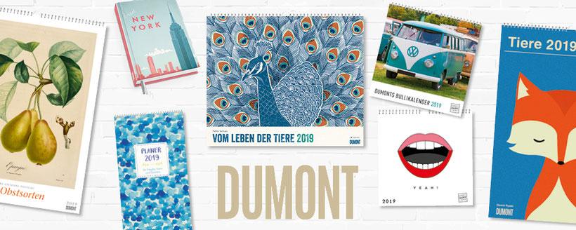 Kalender von DUMONT