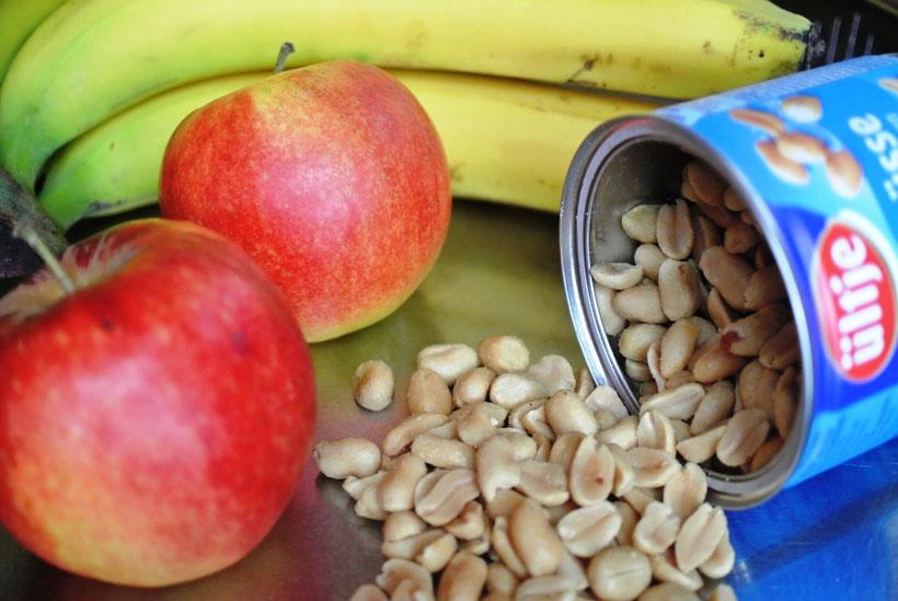 Gesunde Ernährung für mehr Gelassenheit - ültje Erdnuss