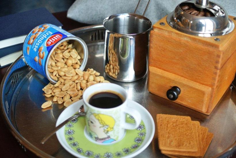 Pausen nicht vergessen - ültje erdnuss