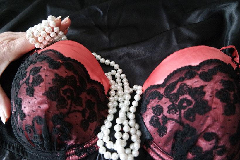 Perlenkette, Bild: K.D. Michaelis