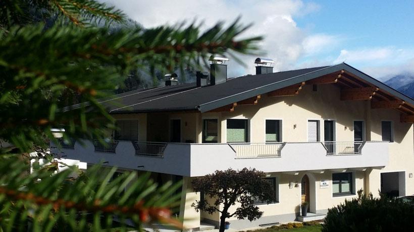 Ferienwohnung Elke und Simon Geisler Finkenberg Zillertal