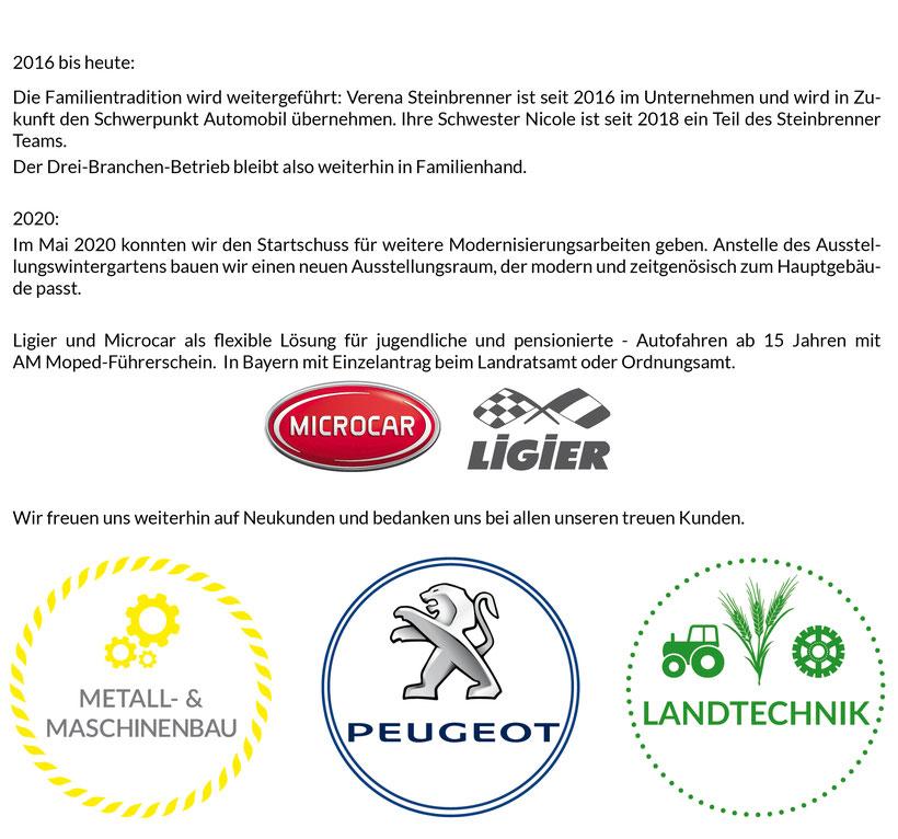 Chronik, Geschichte, Firmengeschichte, Firma, Vergangenheit, Epoche, Betrieb, Geschäftsführer, Information, Infos, Firmeninternes, Neues, Neuigkeiten, Generationen, 3 Generationen, Stolz