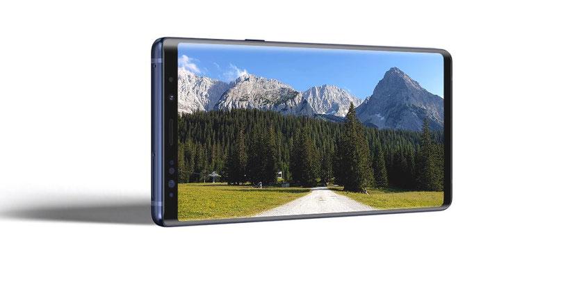 Samsung Galaxy Note 9 écran
