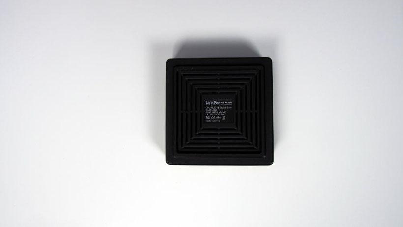 Ninkbox N1 Max aérations