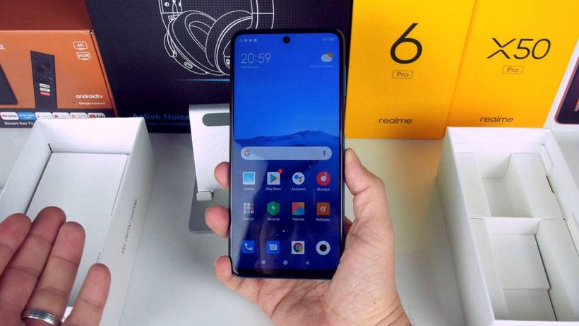 Xiaomi Redmi Note 9S (1280x720)