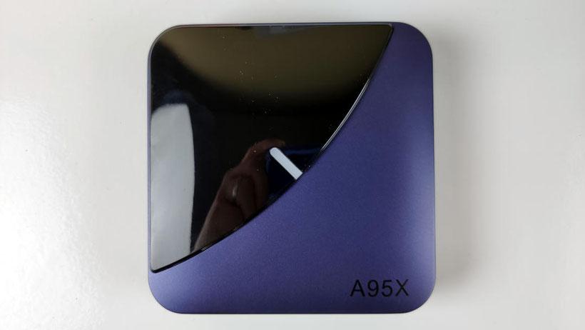 A95X F3 TV Box  -2