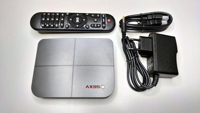 AX95DB box android