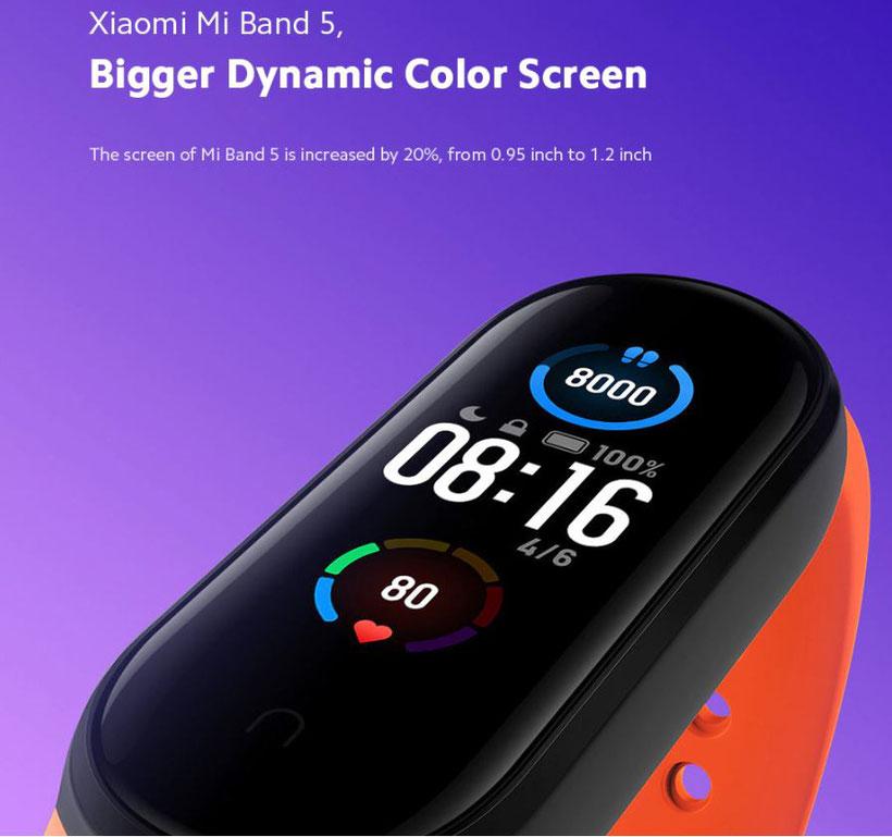 Xiaomi Mi Band 5 (2)