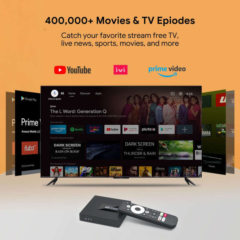 MECOOL KM7 Android TV 11 (900px)