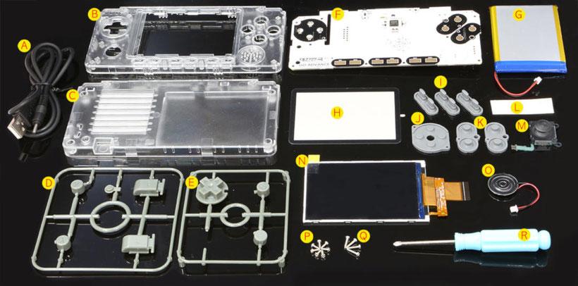 ODROID-GO Advance Kit