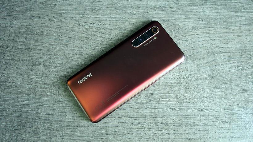Realme X50 Pro 5G (face arrière2)