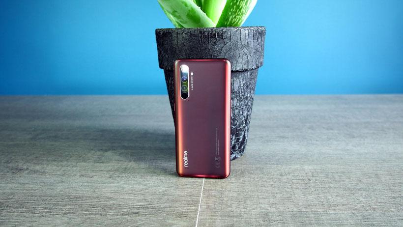 Realme X50 Pro 5G (face arrière)