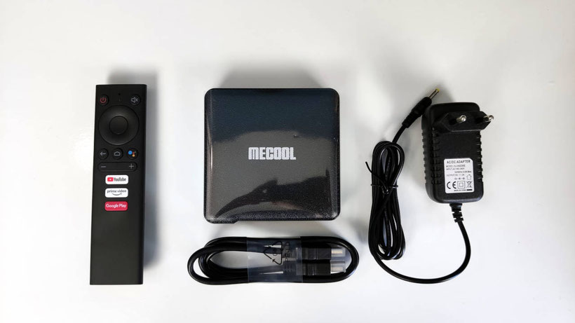 Mecool KM1 Box Android TV  (6)