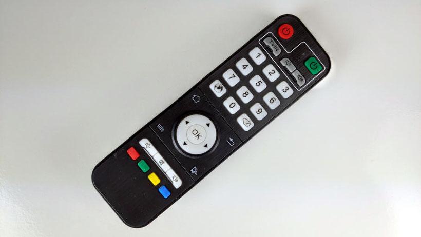 Magicsee N5 Plus Télécommande