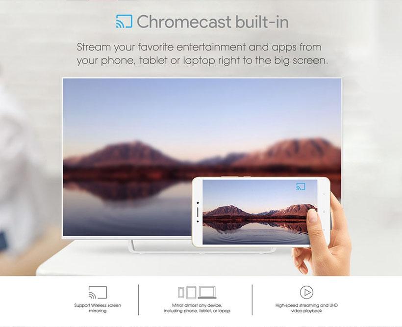 Mecool KM6 Deluxe (Chromecast)