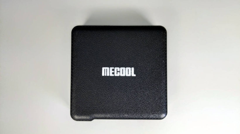 Mecool KM1 Box Android TV