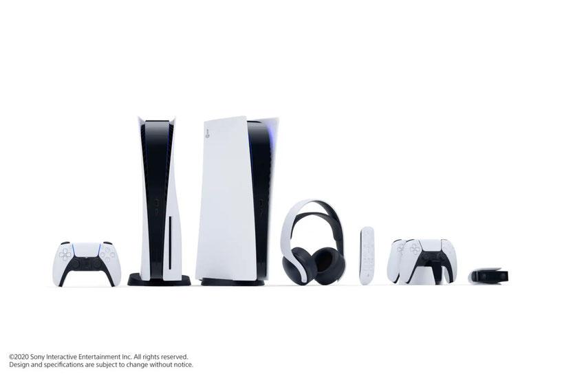 Playstation 5 PS5 et tous les accessoires