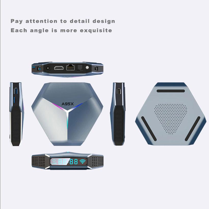 A95X F4 Design