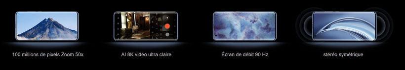Xiaomi Mi 10 video et audio