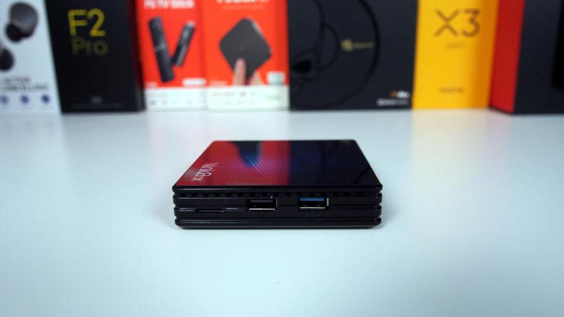 Ninkbox N1 Max connectique