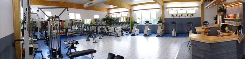 Fitnessstudio St.Pölten cardioFIT - Studio mit betreutem Fitnesstraining