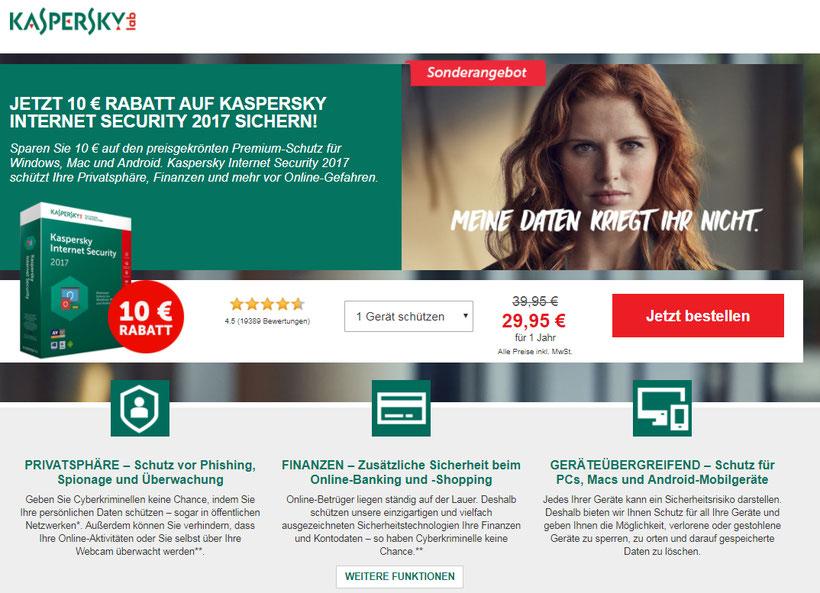 CheckEinfach | Kaspersky