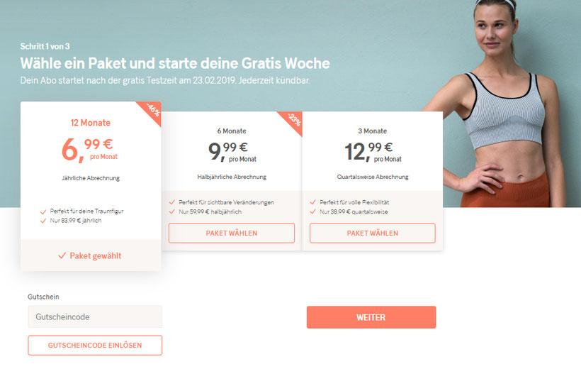 Bildquelle: gymondo.de