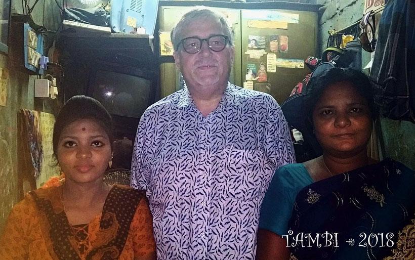 Septembre 2018 - Un petit coucou à Pavithra