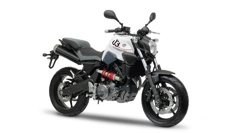 2013 Yamaha MT-03