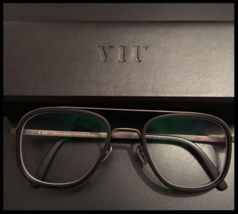VIU Eyewear Flagshipstore Luzern Moderator Fashion Circle 2017 The Explorer