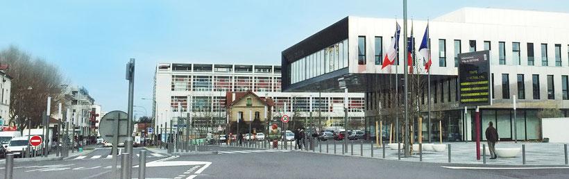 Nouvelle Mairie de Bezons