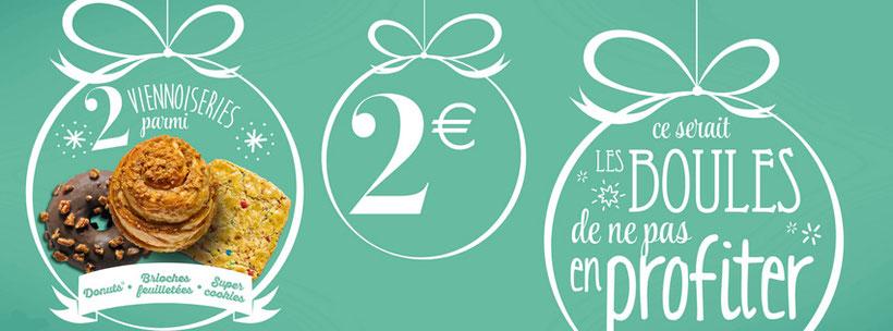 La Mie Caline Bezons, Promo de Noël