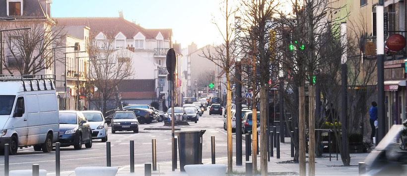 Association des commerçants de Bezons- Rue Edouard Vaillant