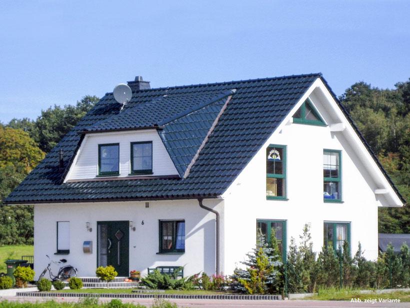 Stadthaus Soltau, Einfamilienhaus mit Ankleide
