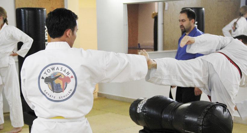 Karate Programme München der TOWASAN Karate Schule Muenchen