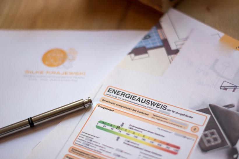 Energieausweis Wohngebäude Planungsbüro Krajewski Energieberatung