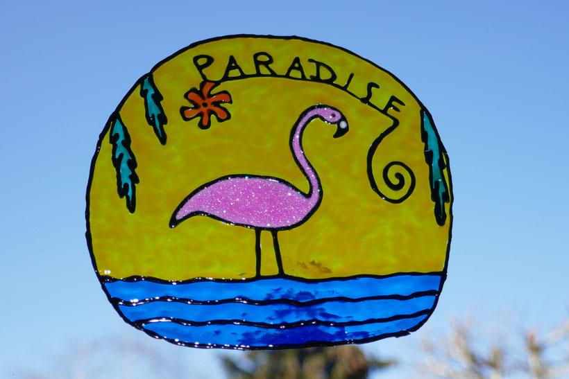 Flamant paradise: univers emylila