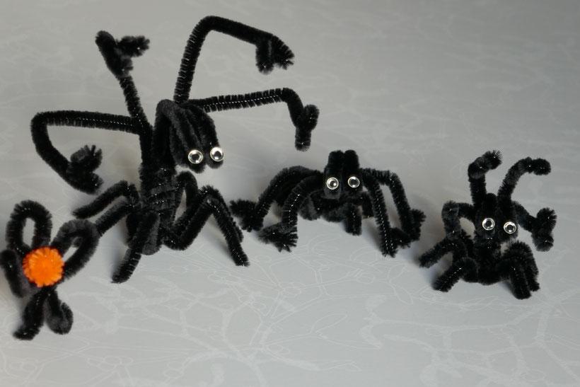 Araginées pour Halloween
