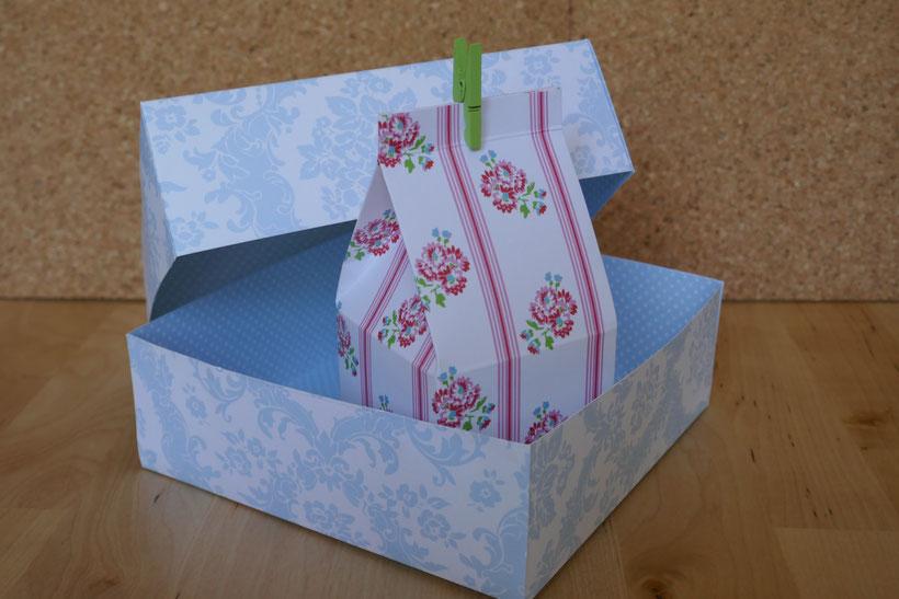Boîtes faites avec une planche à rainurer ek tools