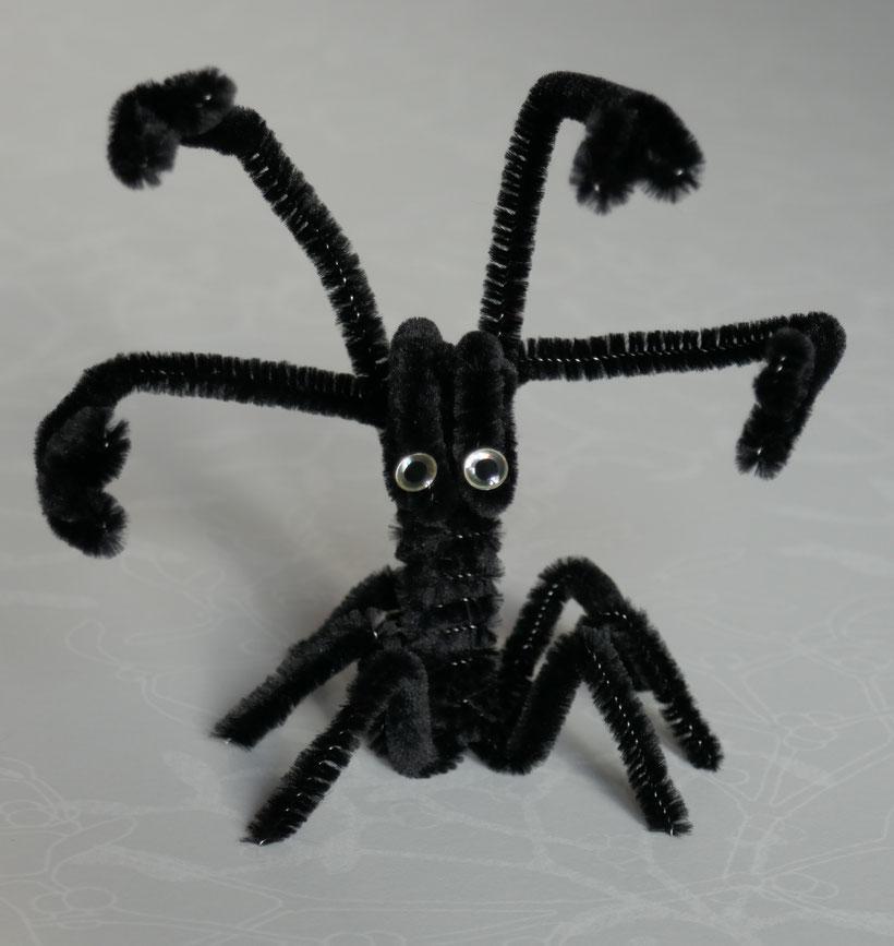 Maman araignée d'Halloween
