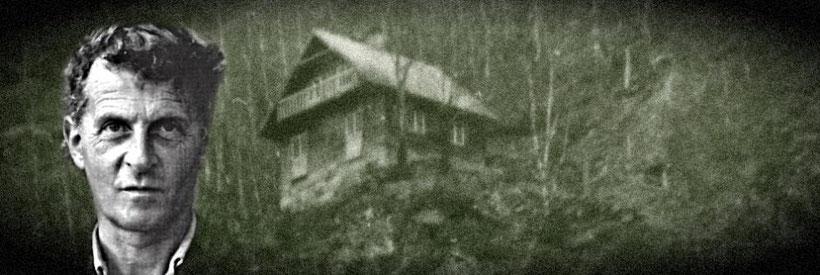 Wittgenstein e il suo capanno norvegese, davanti al fiordo di Skjolden